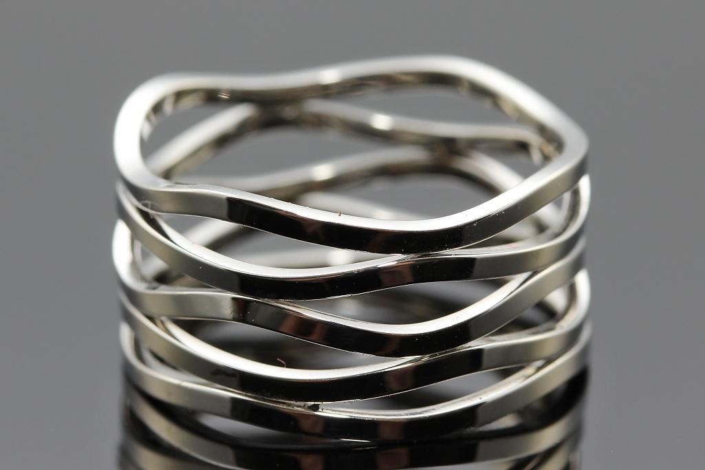 S2326 Prstýnek z chirurgické oceli Pohlaví: dámské, Velikost: 8
