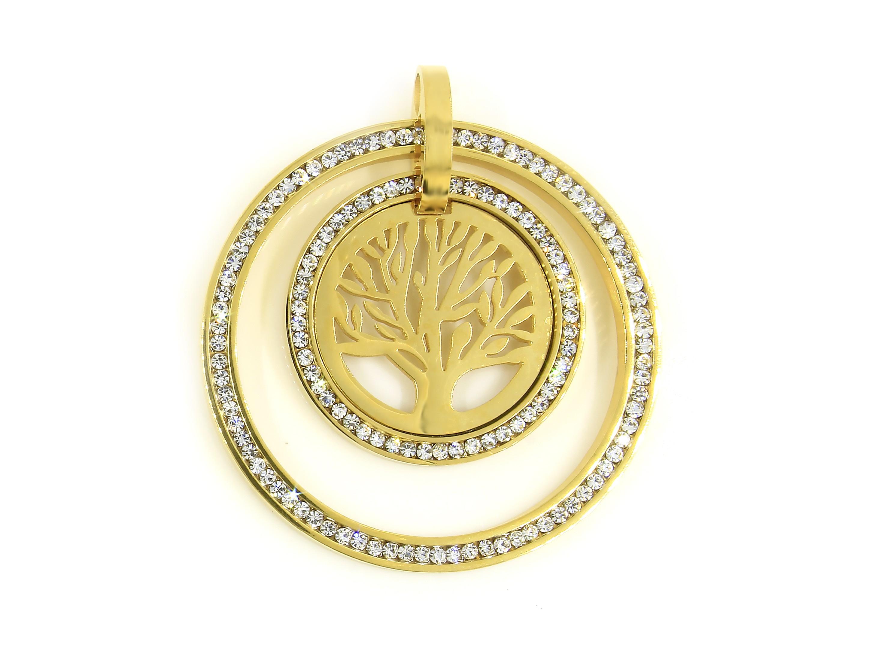 S2677 Přívěsek Strom života GOLD