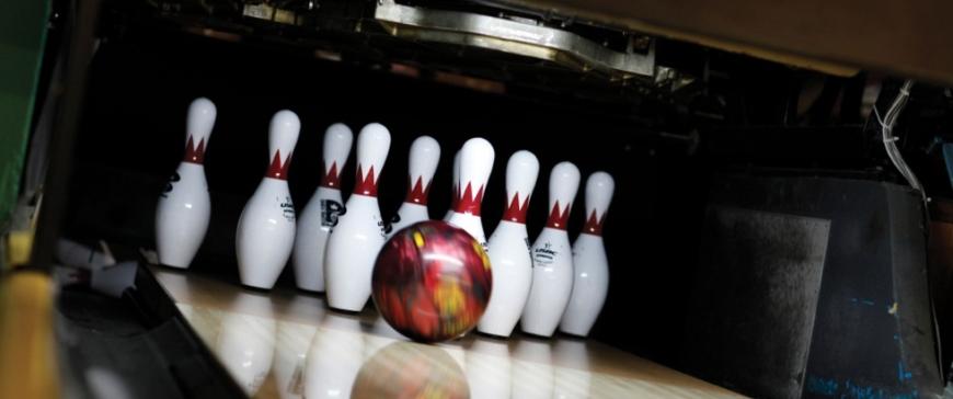 Bowlingové sezení pro hráče