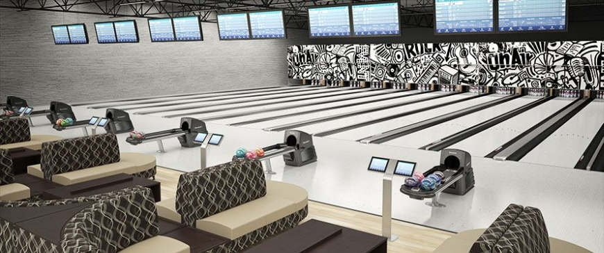 Bowlingové sezení pro hráče-1