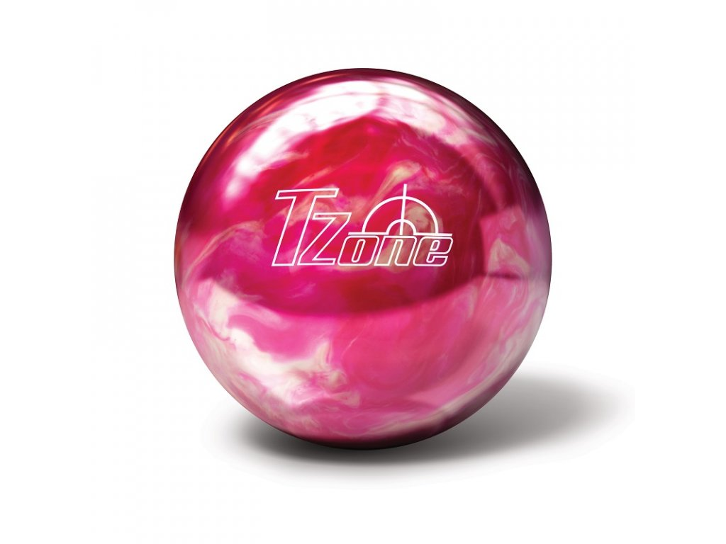 68 bowlingova koule t zone pink bliss