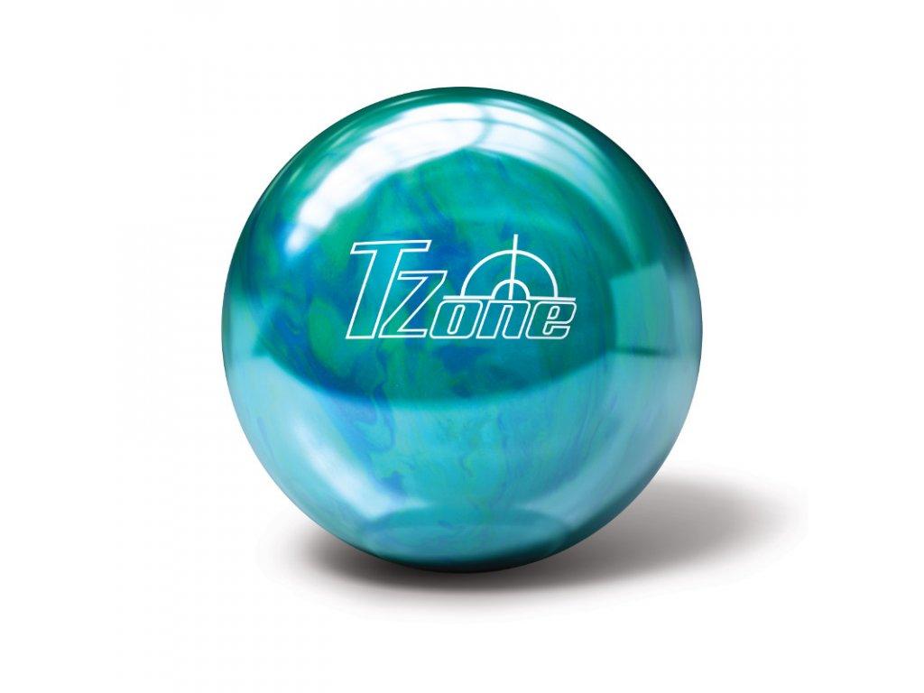 56 bowlingova koule t zone caribbean blue