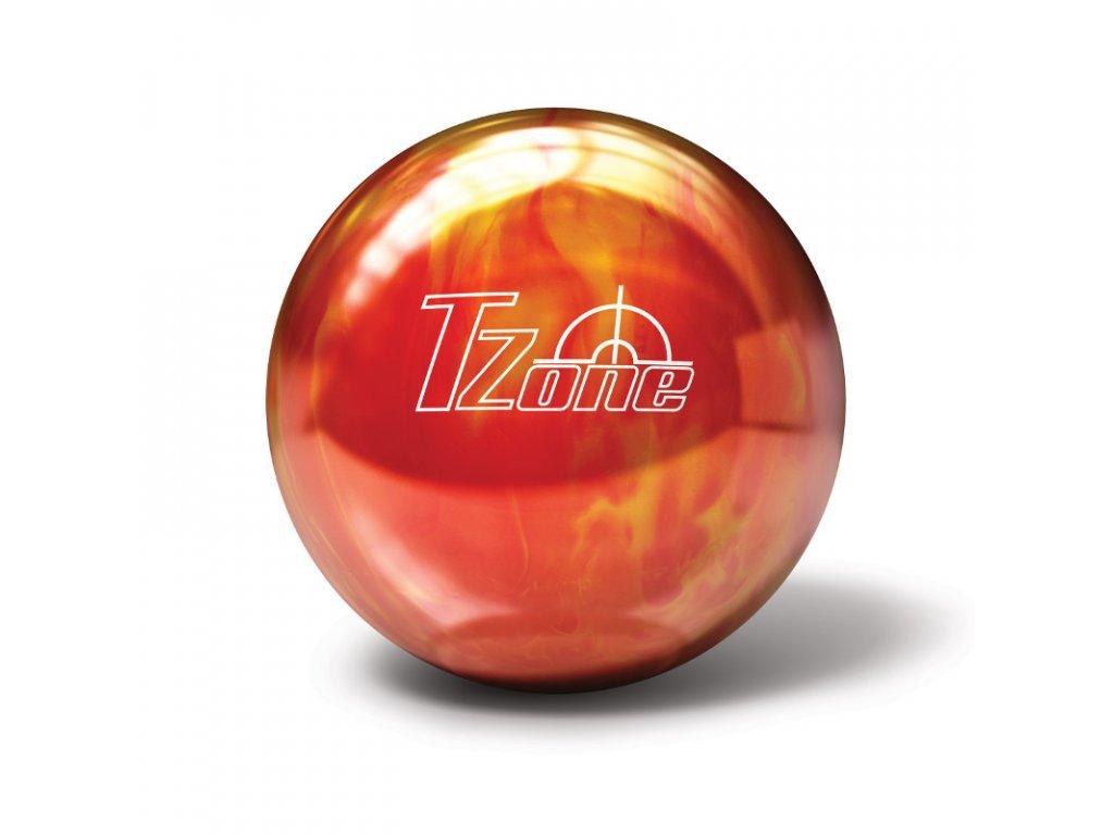 392 bowlingova koule t zone hot lava
