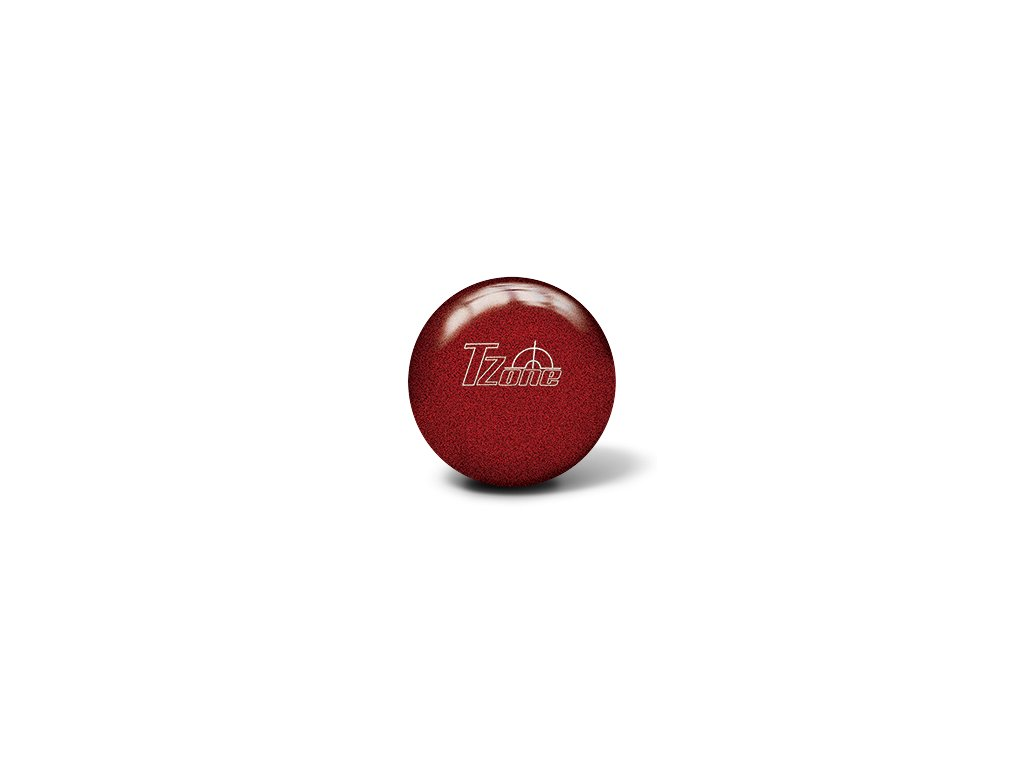527 bowlingova koule t zone candy apple red