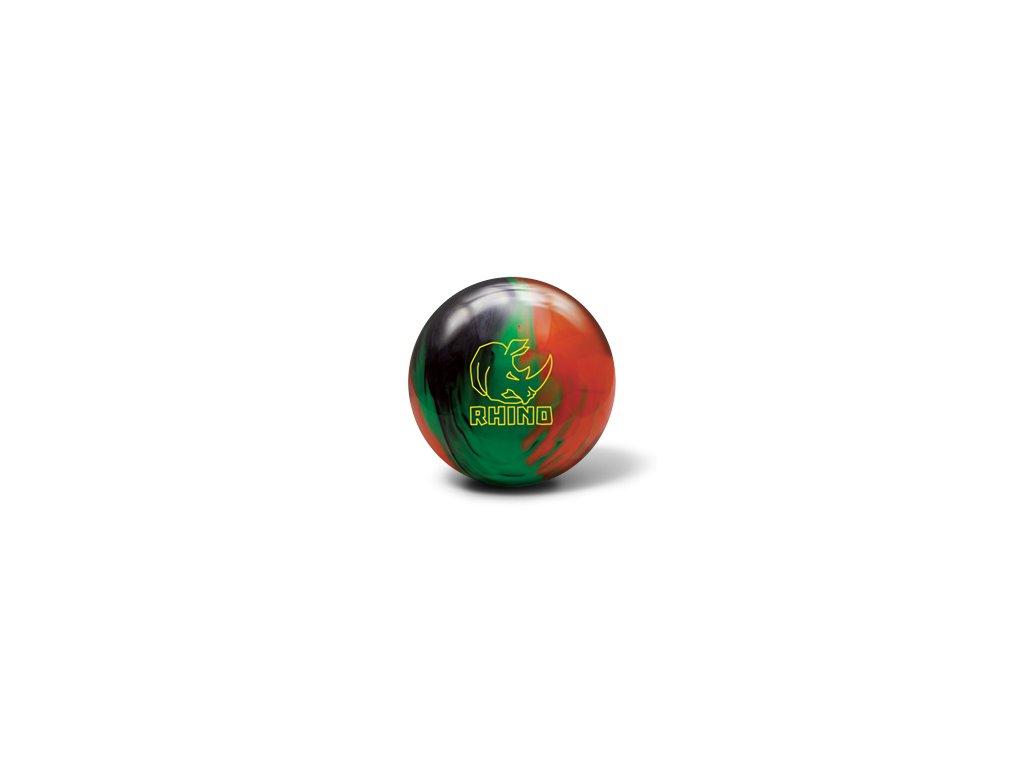 722 bowlingova koule rhino blk grn org