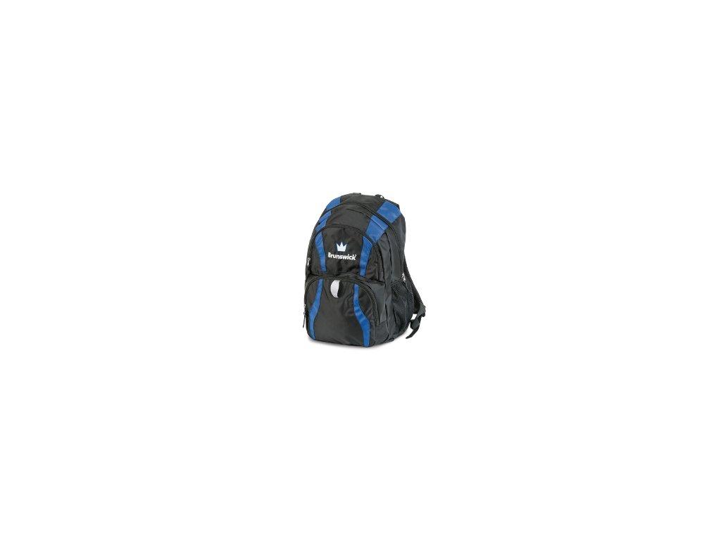 59BS0900002 BBP Crown Backpack Black Royal 3qrtr 1600x1600