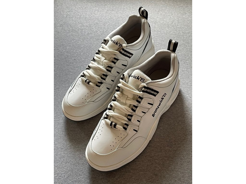 Bowlingové boty Galaxy bílá/černá