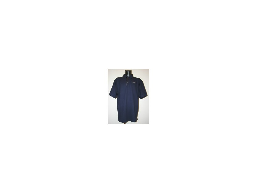 185 bowlingove triko polo dry fit navy ice