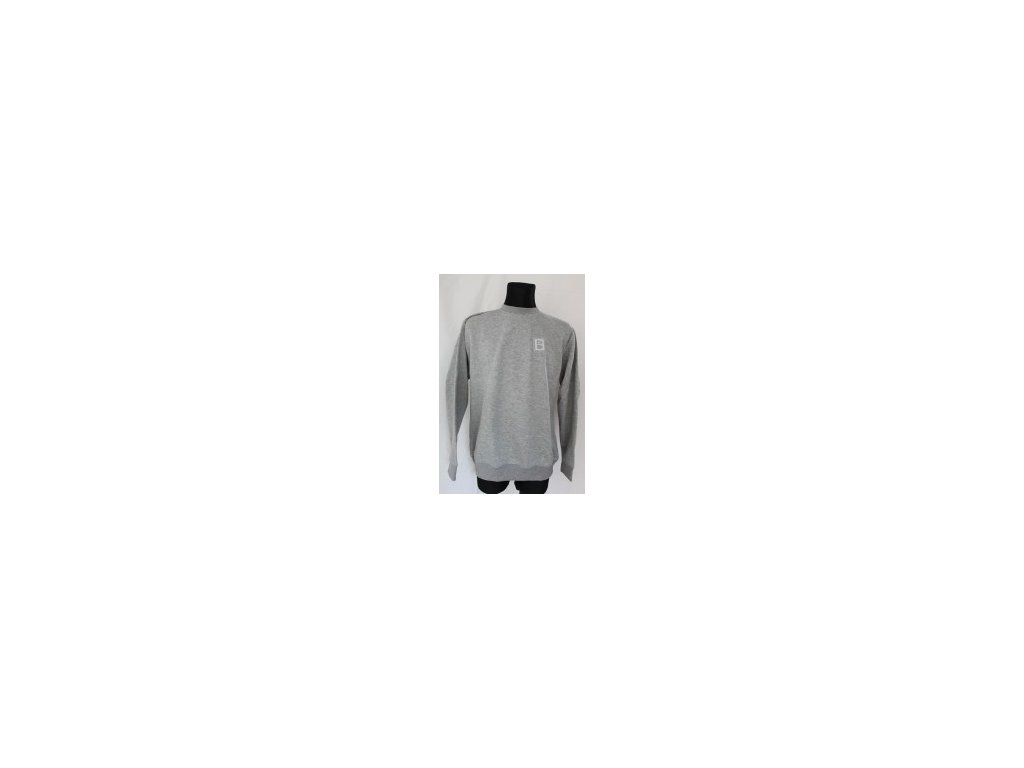 239 bowlingove triko sweatshirt antracit