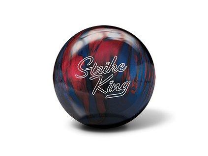 380 bowlingova kouel strike king blue red