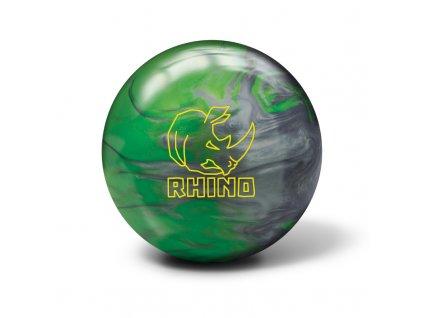 653 bowlingova koule rhino green silver