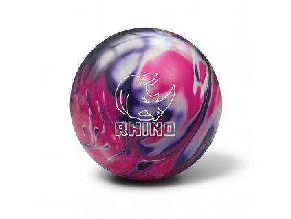 650 bowlingova koule rhino purple pink