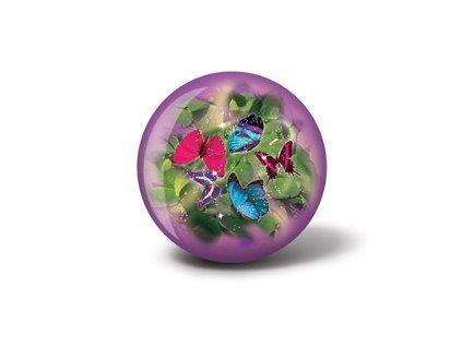 77 bowlingova koule butterflies glow viz a ball