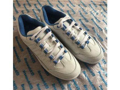 Bowlingové boty Galaxy bílá/modrá