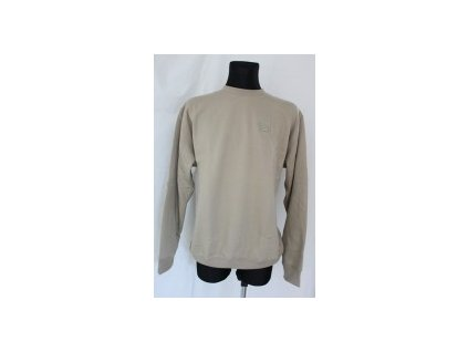 203 bowlingove triko sweatshirt beige