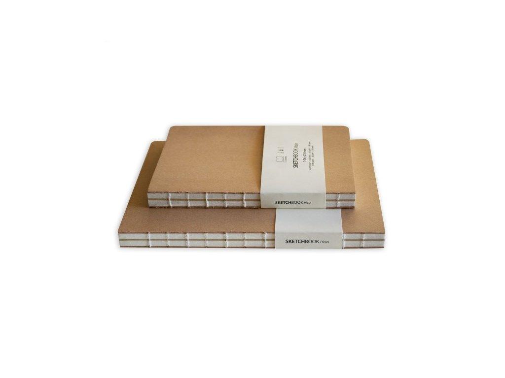 SketchBook – více rozměrů