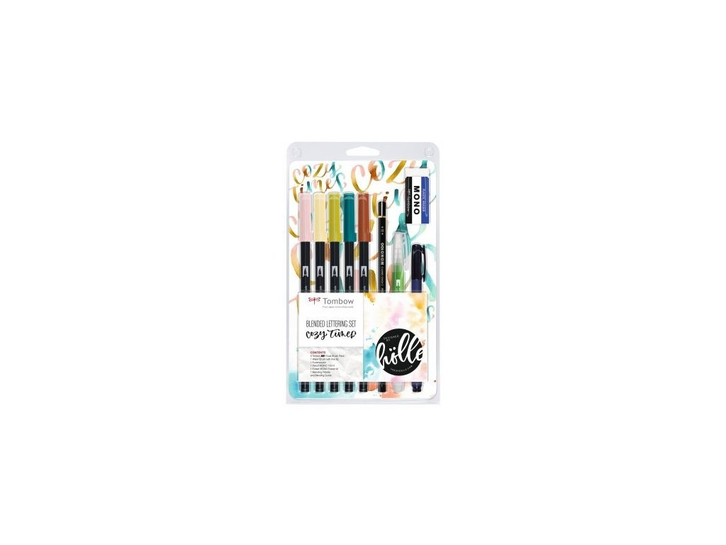 tombow cozy times 01
