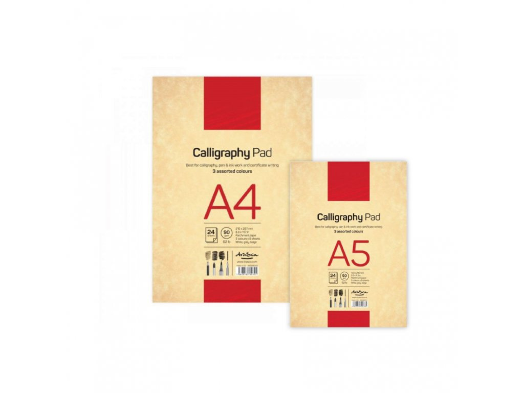 calligraphy pad image