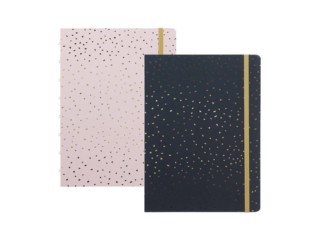 confetti notebook image