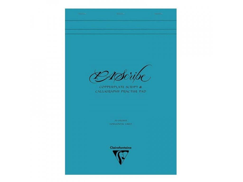 Blok na kaligrafii PASCRIBE A4 – vhodné pro pero a inkoust