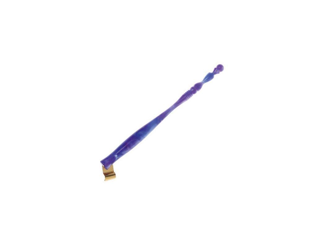 Oblique pen – šikmá násadka na perka – vesmírná