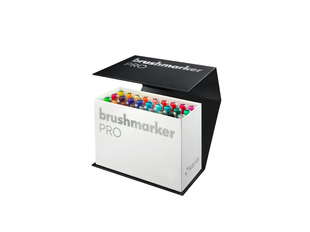 BrushMarker Pro Mini Box