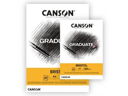 Canson graduate bristol 01