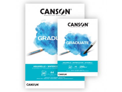 Canson graduate aqua 02