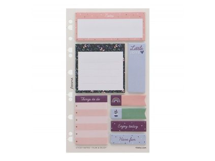 Filofax Expressions Collection Sticky Notes SKU 132722 fits Personal or A5 Organizers and Clipbooks A5 Notebooks Product image