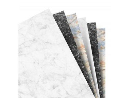 organiser refill a5 marble plain paper