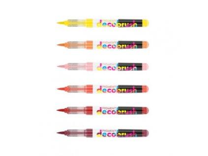 karin pigment vyber barev