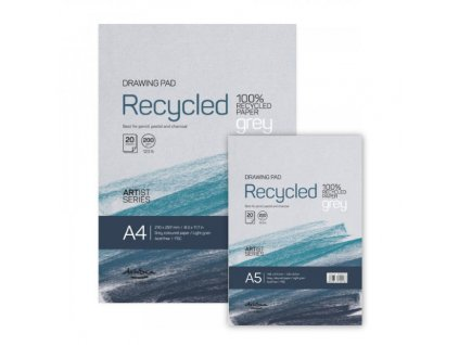 drasca recycled gray A4 3