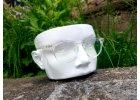 Dubo Glasses - Crystal