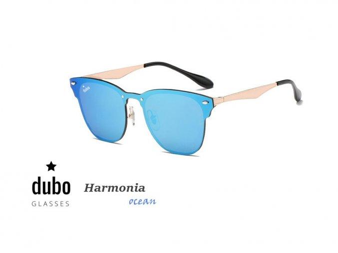 Dubo Glasses - Harmonia (ocean)