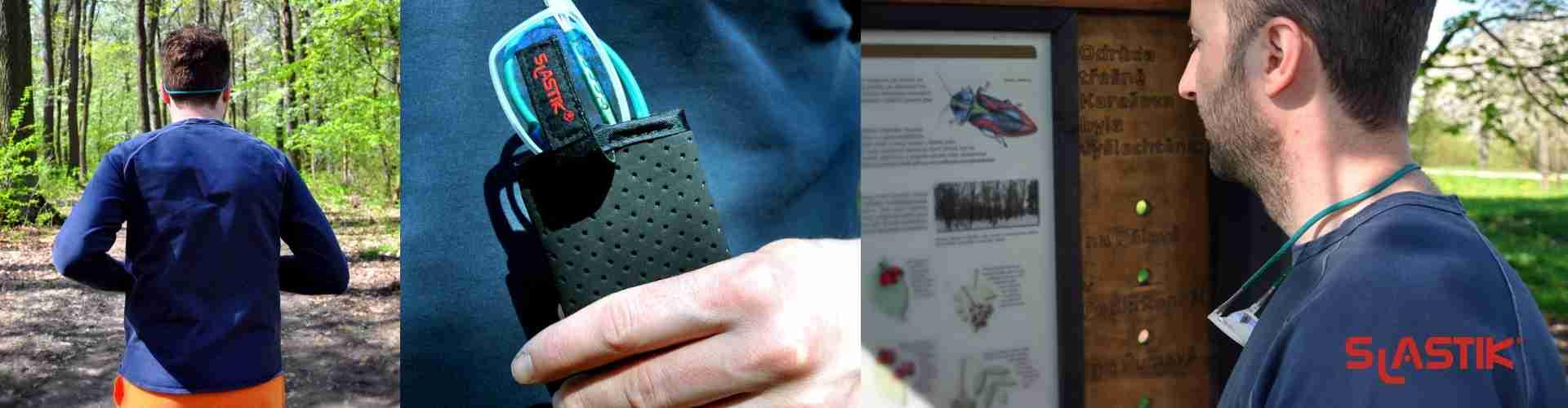 Dioptrické sportovní brýle na magnet Slastik