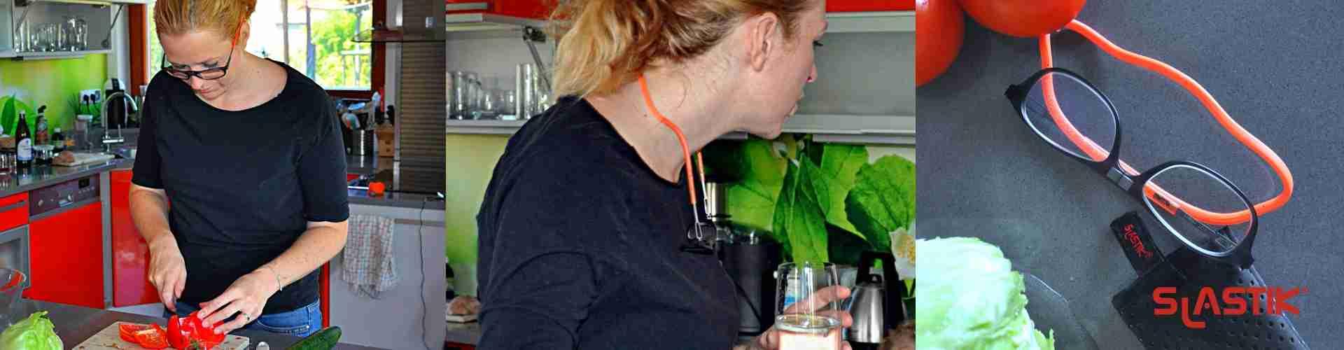 Dioptrické brýle na magnet Slastik Veeka