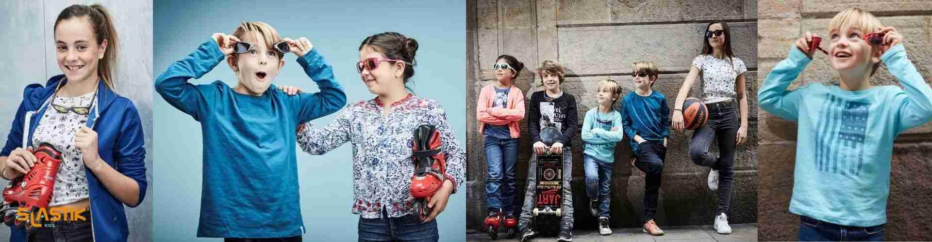 Dětské sluneční brýle na magnet Slastik