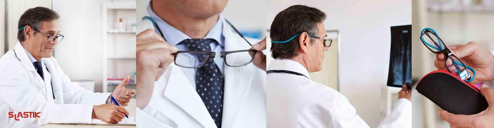 Brýle na čtení na magnet Slastik