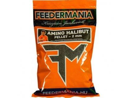 amino halibut pelet