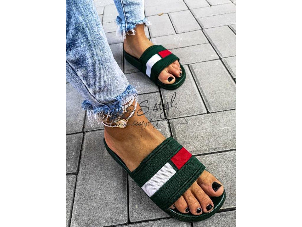 pantofle tim cerne