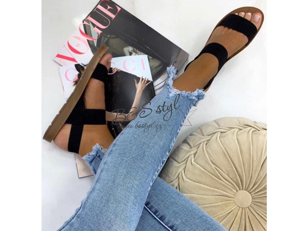 sandalky yoy cerne
