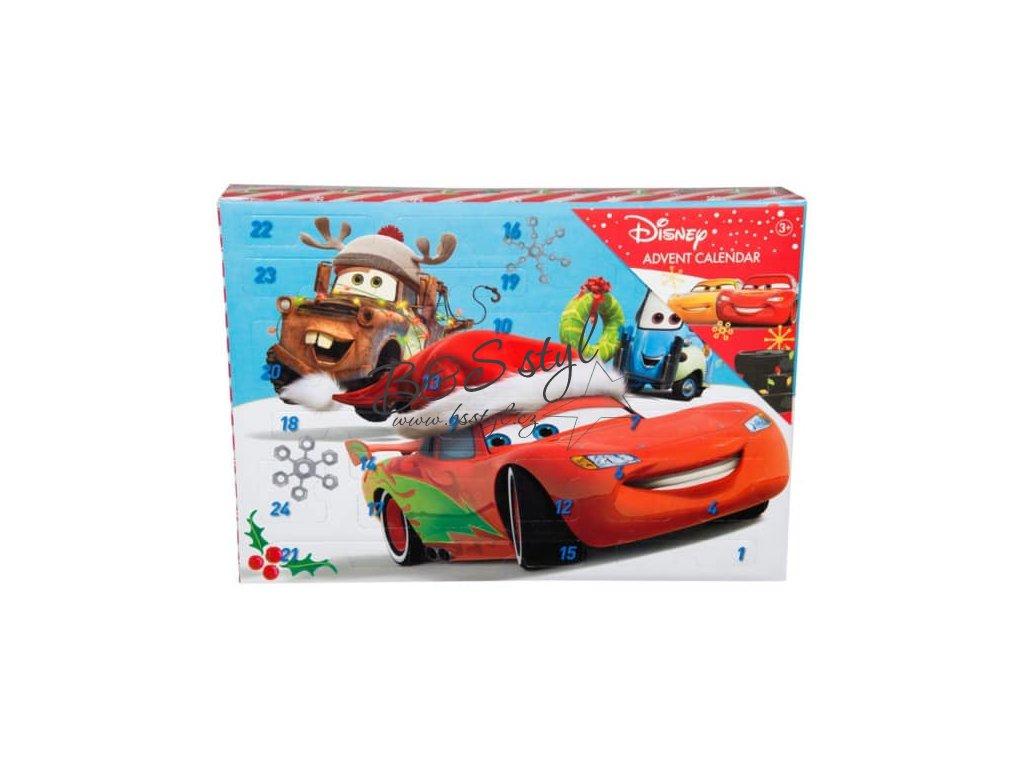 adventni kalendar CARS