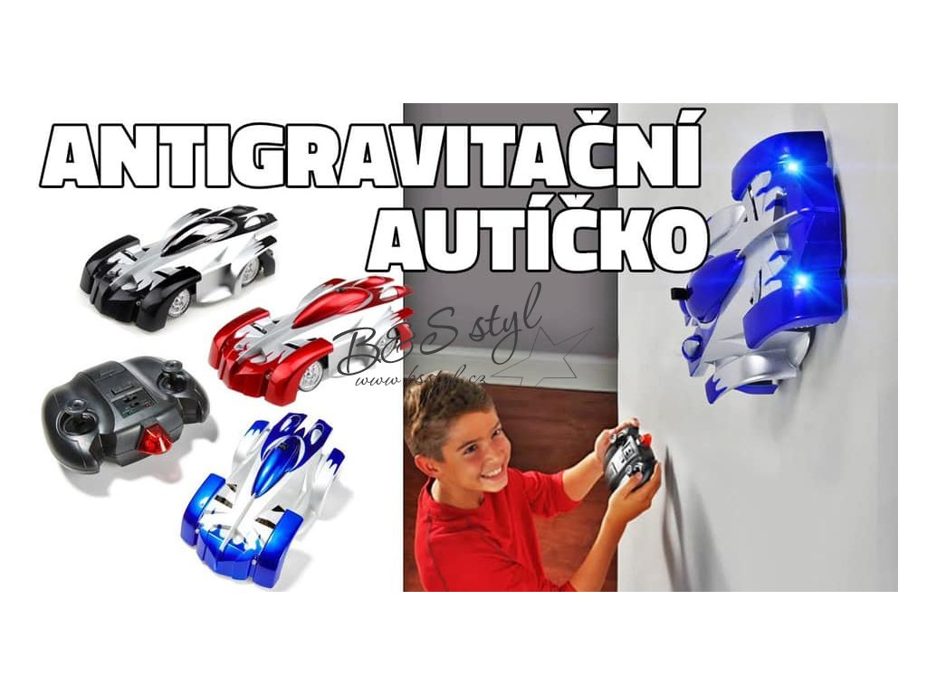 ANTIGRAVITACNI AUTO 2