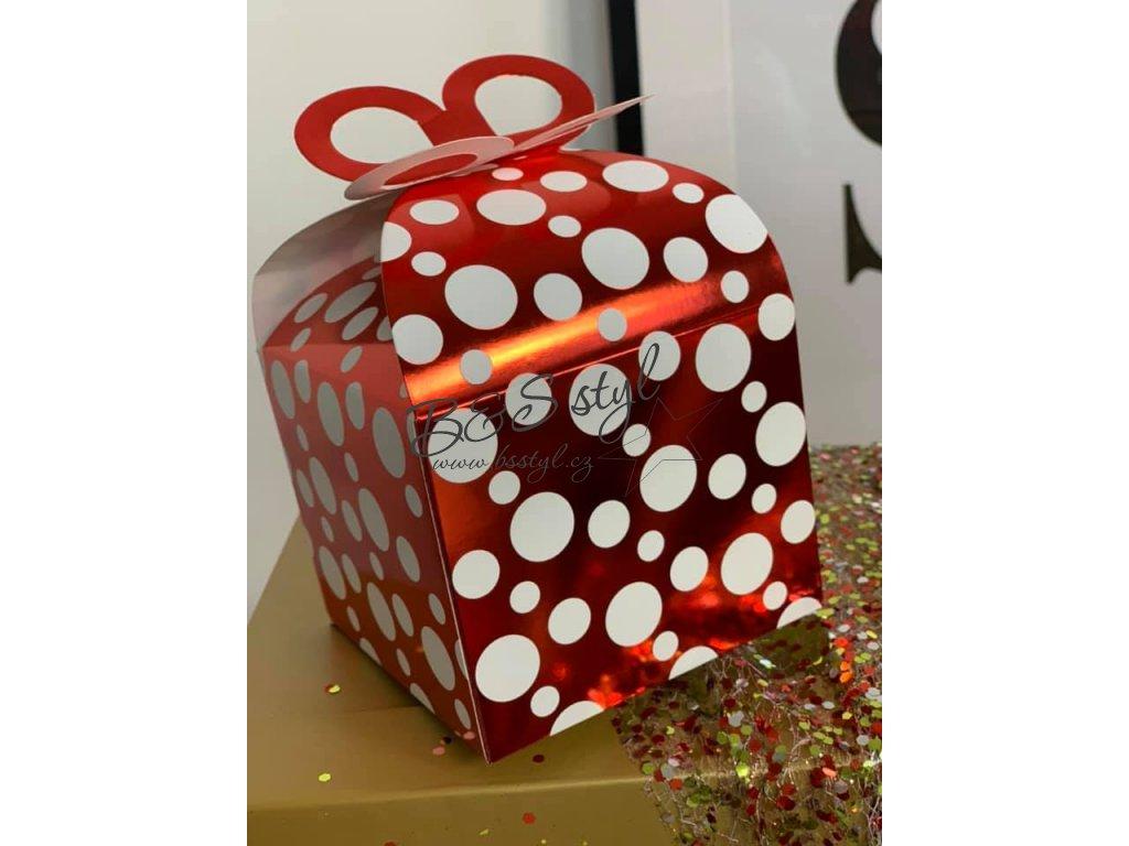 sada krabicky 2pack cervene
