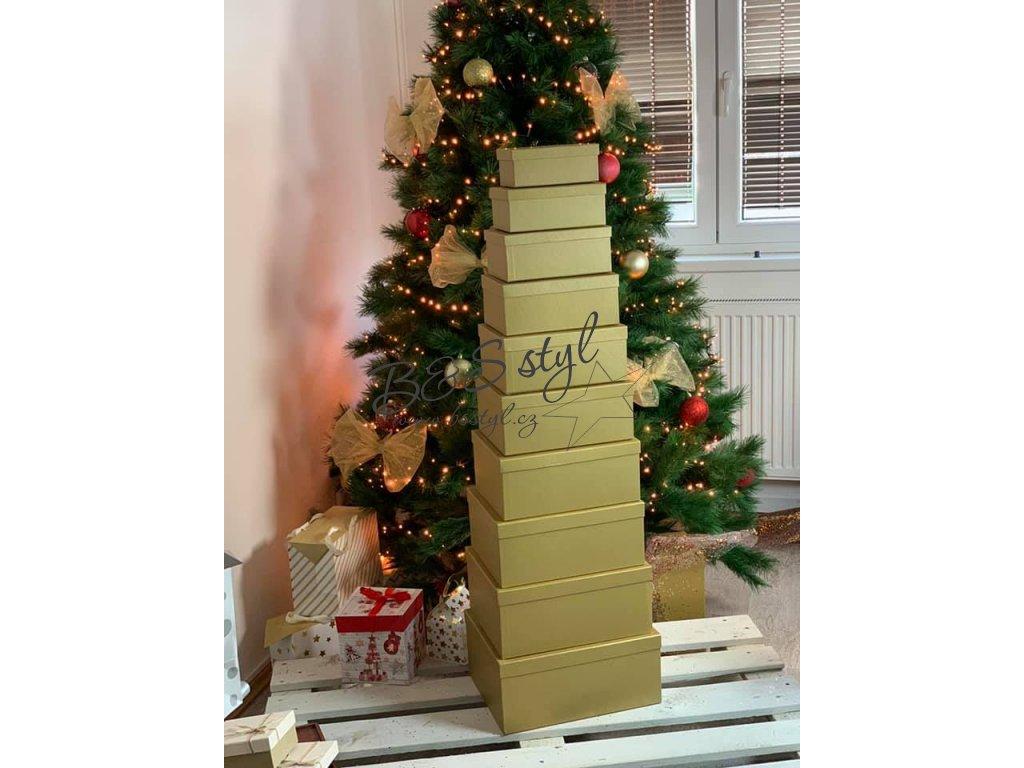 Maxi sada dárkové krabice 10 pcs