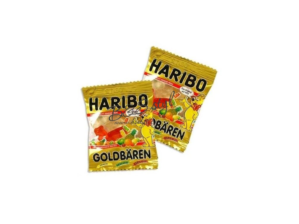 Haribo bombóny 10g