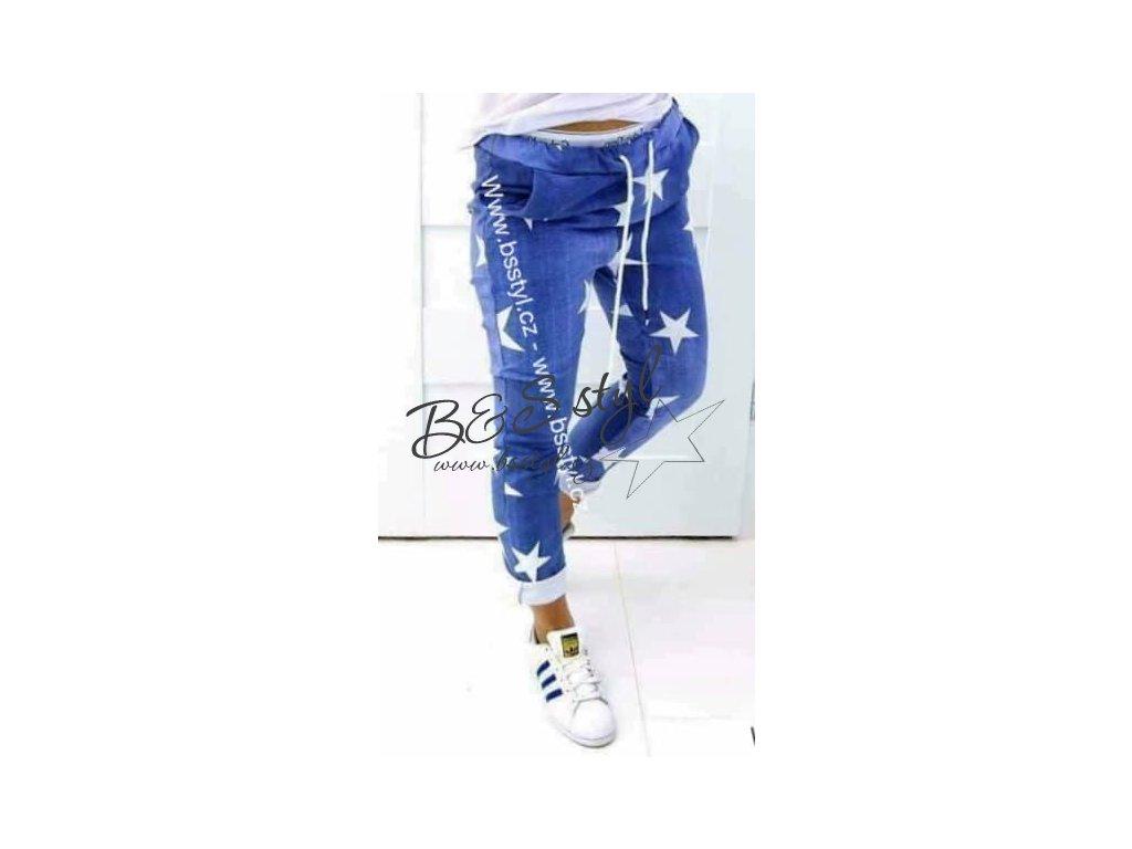baggy blue stars 2