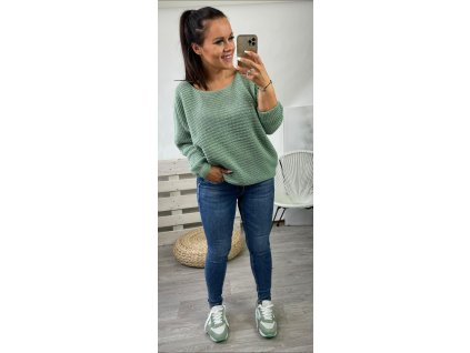 jeans lime