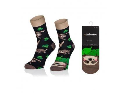 ponožky lenochod