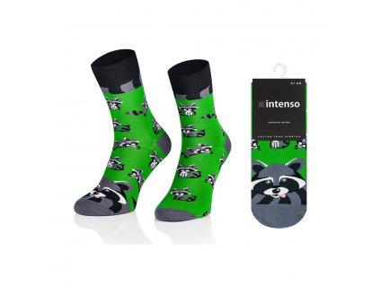 ponožky lemur